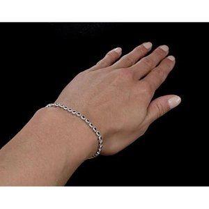 Jewelry - Ceylon Sapphire Tennis Bracelet 12 Carats Women Je